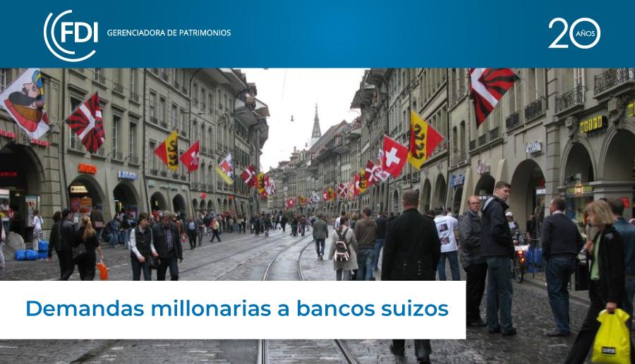 bancos suizos